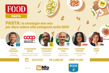 Pasta – Le strategie win win per dare valore alla categoria nella Gdo